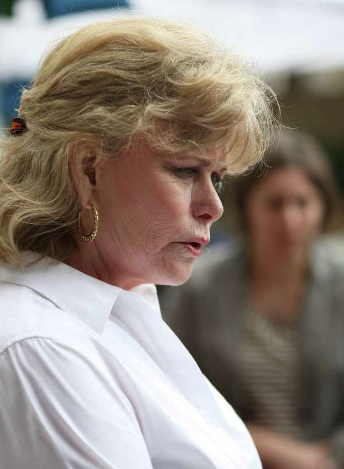 """Investor Cassie Wilkinson, 62, says the guilty verdict offers some vindication in the """"life-changing"""" fraud. Photo: Karen Warren / © 2012  Houston Chronicle"""