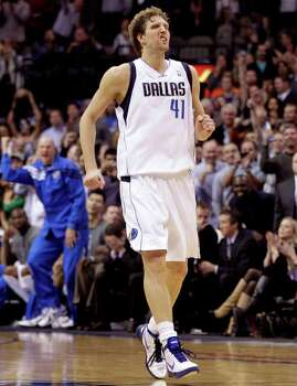...but hate the Mavericks.  --David Archer Photo: AP