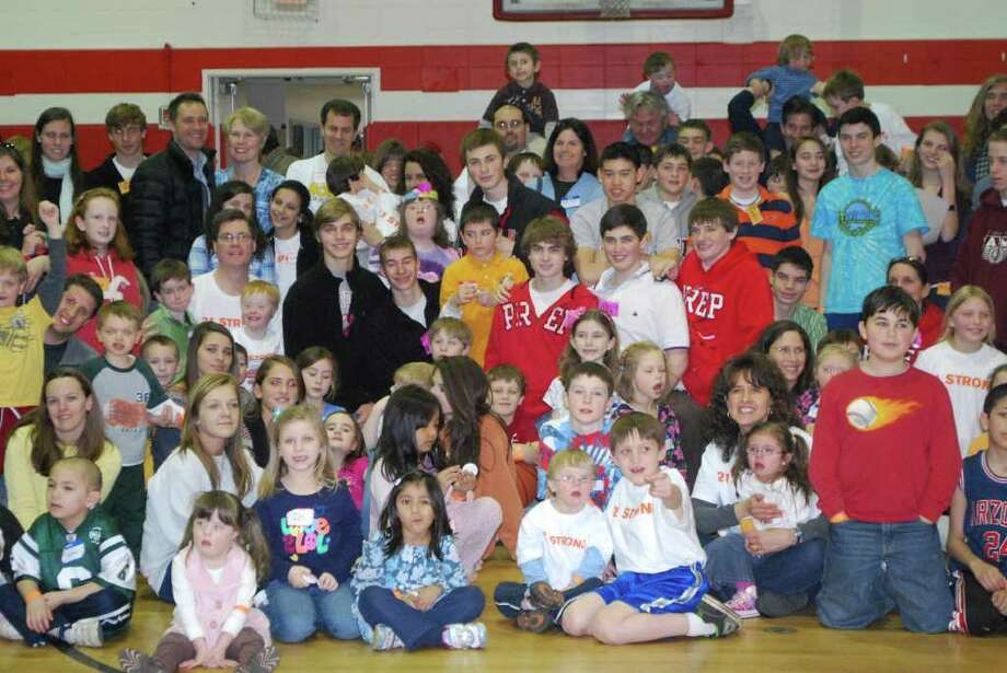 The New Canaan YMCA is hosting a World Down Syndrome Day celebration Sunday, March 18, from 2 to 4 p.m. Above, participants at last yearís event. Photo: Contributed Photo