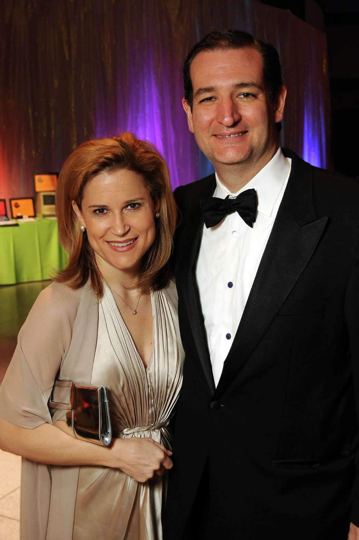 Heidi Cruz graduated from Harvard with an MBA. She met Ted Cruz while working on the George W. Bush campaign in 2000.