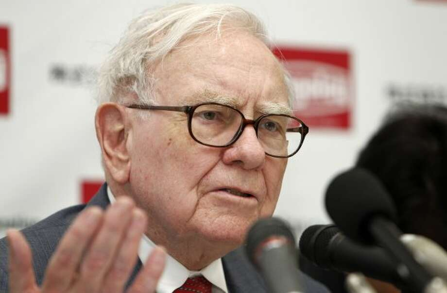 Warren Buffett, chairman and CEO of Berkshire Hathaway: Estimated net worth — $47.9 billion