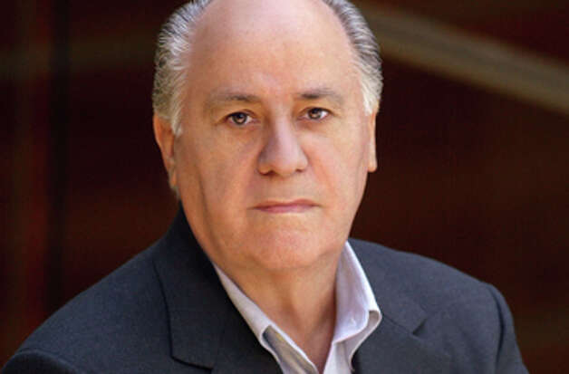 Amancio Ortega, chairman Inditex SA: Estimated net worth — $57.5 billion Photo: VIA BLOOMBERG NEWS / INDITEX SA