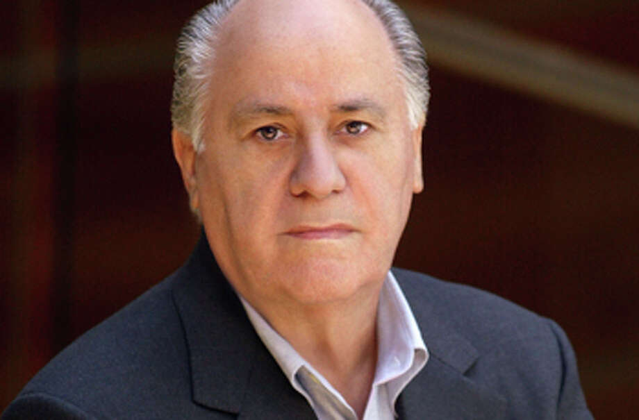 No. 3 -Amancio Ortega, chairman Inditex SA ($64 billion)See the complete list at Forbes.com Photo: VIA BLOOMBERG NEWS / INDITEX SA