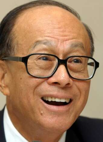 Li Ka-shing, who runs Hutchison Whampoa Ltd. and Cheung Kong Holdings: Estimated net worth — $28.6 billion11