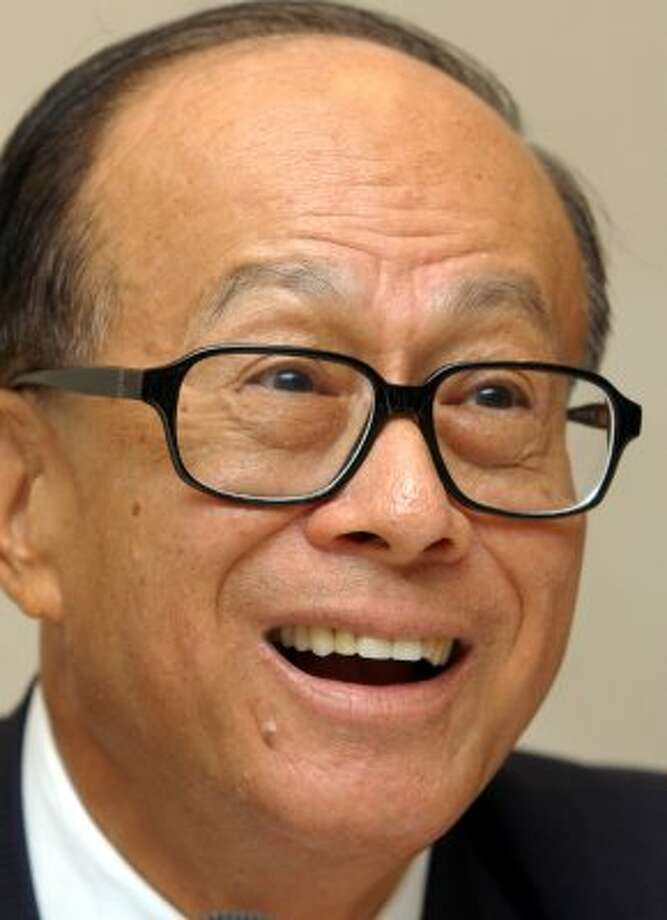 8. Li Ka-shingNet worth: $31 billionWhy he's so rich: He's China's biggest investor with diversified holdings.