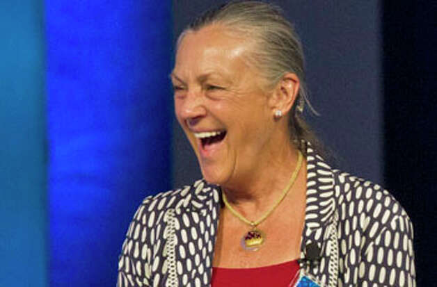 No.8 Alice Walton is worth an estimated $26.3 billion, according to Forbes.  Photo: Beth Hall, Bloomberg / © 2011 Bloomberg Finance LP