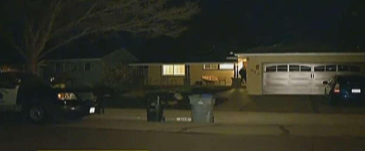 2 people were found shot and killed at a Sunnyvale home on Nectarine Ave. Tuesday night.