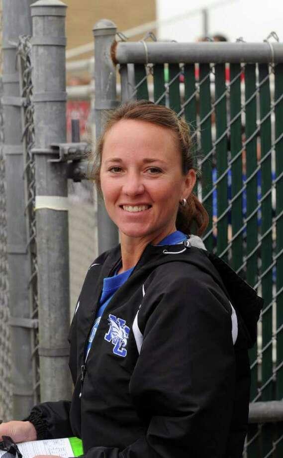 New Caney varsity softball coach Deana Eubanks. Photo: Eddy Matchette / Freelance