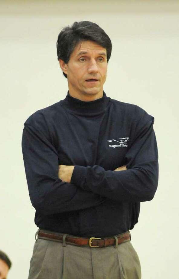 Kingwood head coach Royce Huseman Photo: Jerry Baker / Freelance