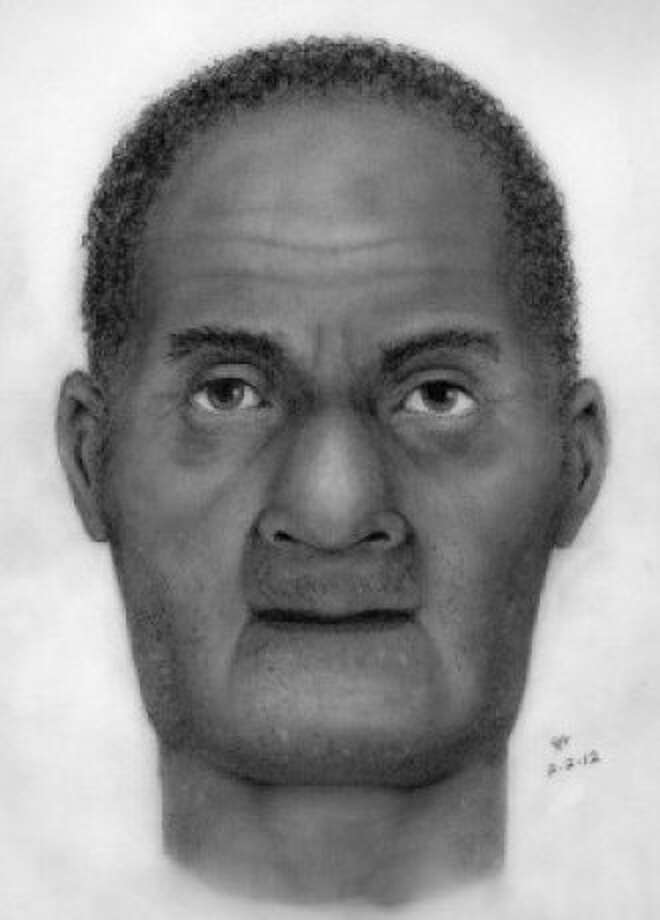 Authorities released a sketch of the unidentified man whose remains were found in an abandoned Vallejo home in August 2010. Photo: Courtesy, Solano County Sheriff