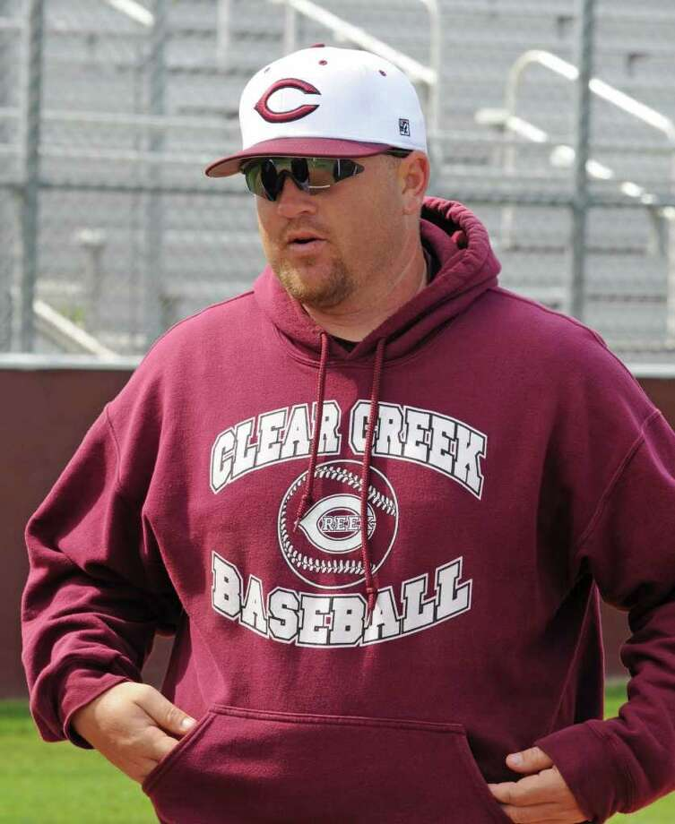 Clear Creek baseball coach Brent Kunefke Photo: L. Scott Hainline / For The Chronicle