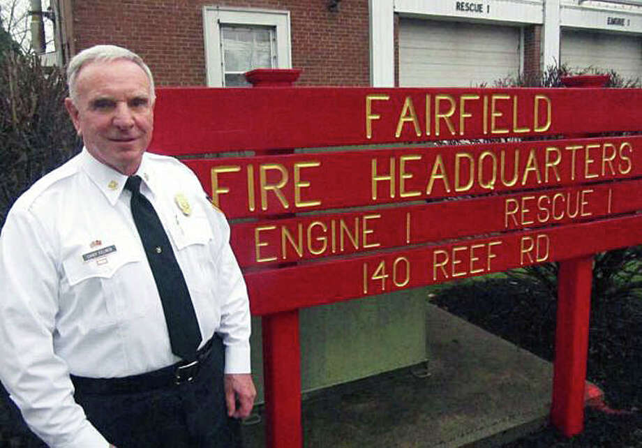 An independent investigator concluded that it was likely that Fire Chief Richard Felner slapped Assistant Fire Chief George Gomola. Photo: File Photo / Fairfield Citizen