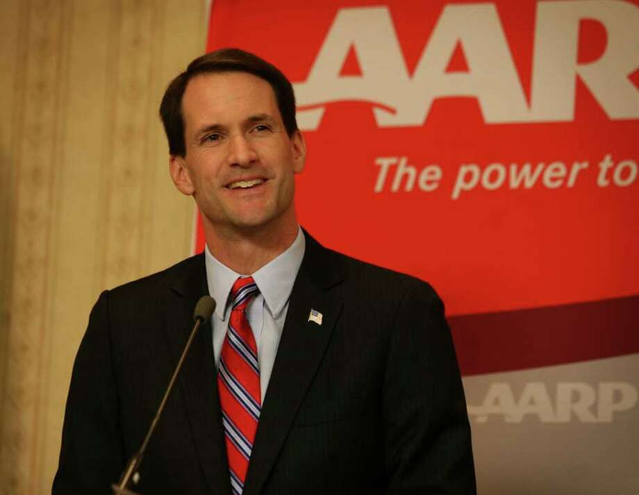 U.S. Rep. Jim Himes, D-Conn., shown in October 2010. Photo: Brian A. Pounds, ST / Connecticut Post