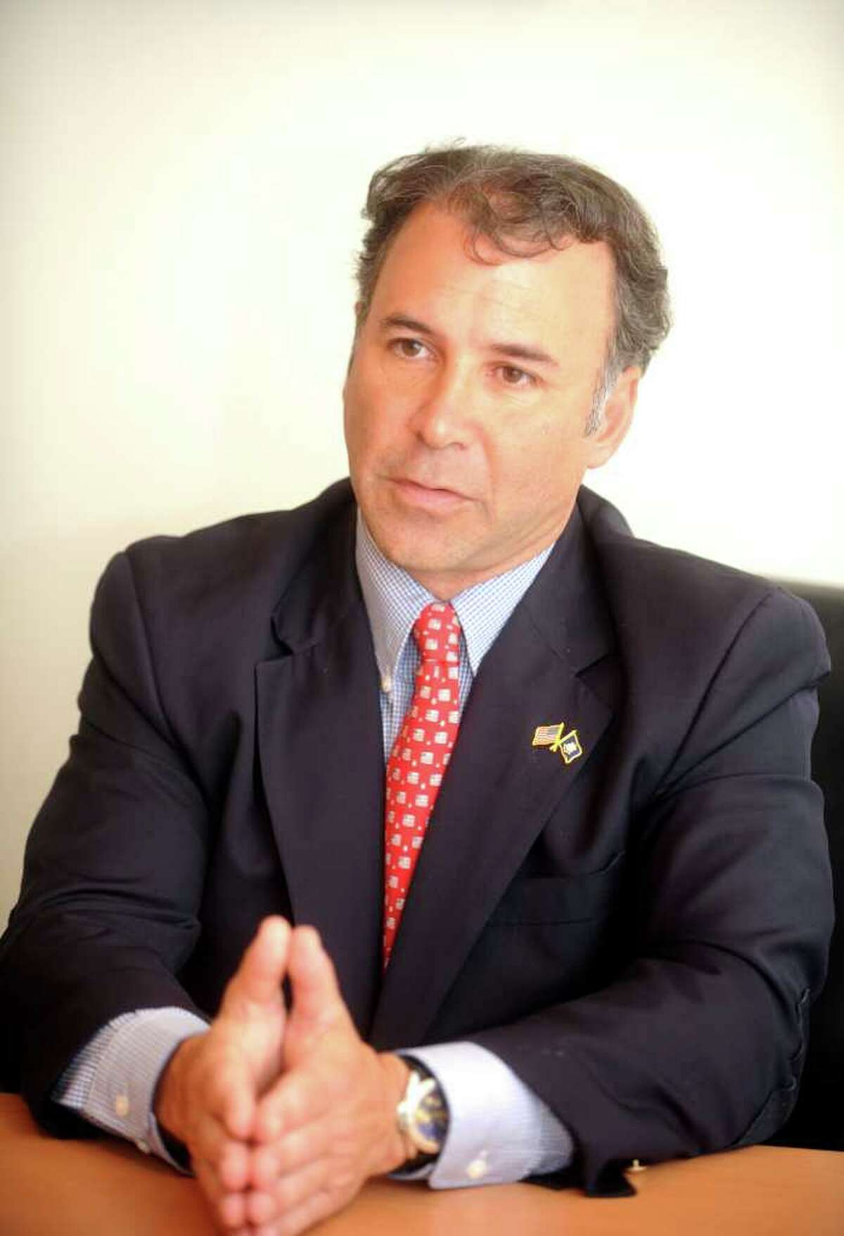 State Rep. Fred Camillo, R-151st District, shown in October 2010.