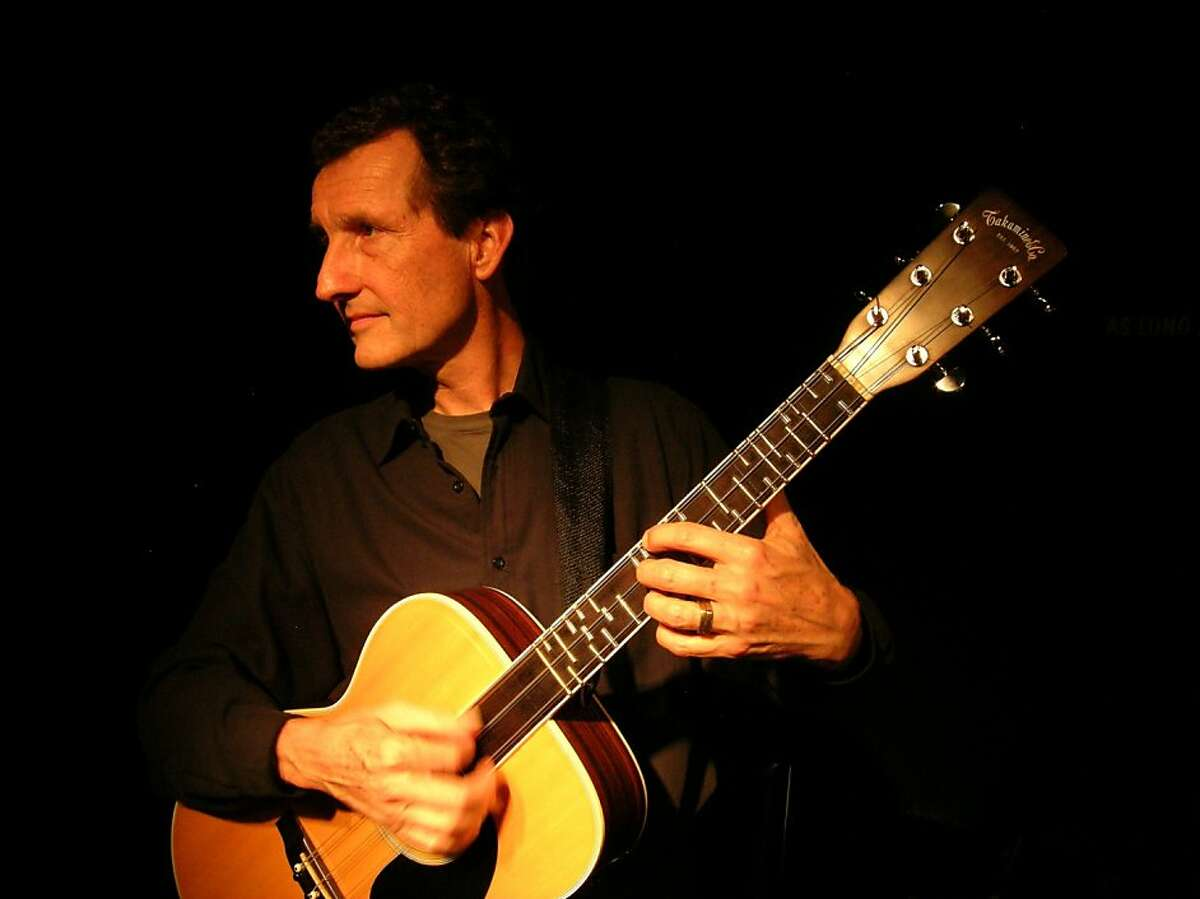 John Schneider of the ensemble Partch plays Harry Partch's Adapted Guitar