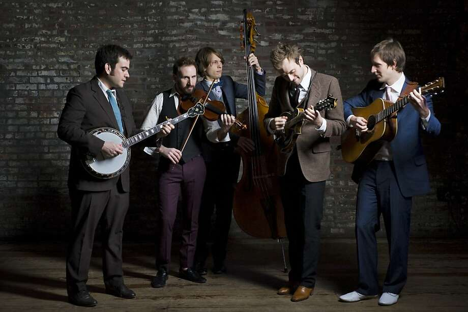 Punch Brothers with Chris Thile perform at 9 p.m. March 18 at the Great American Music Hall. Photo: Red Light Management