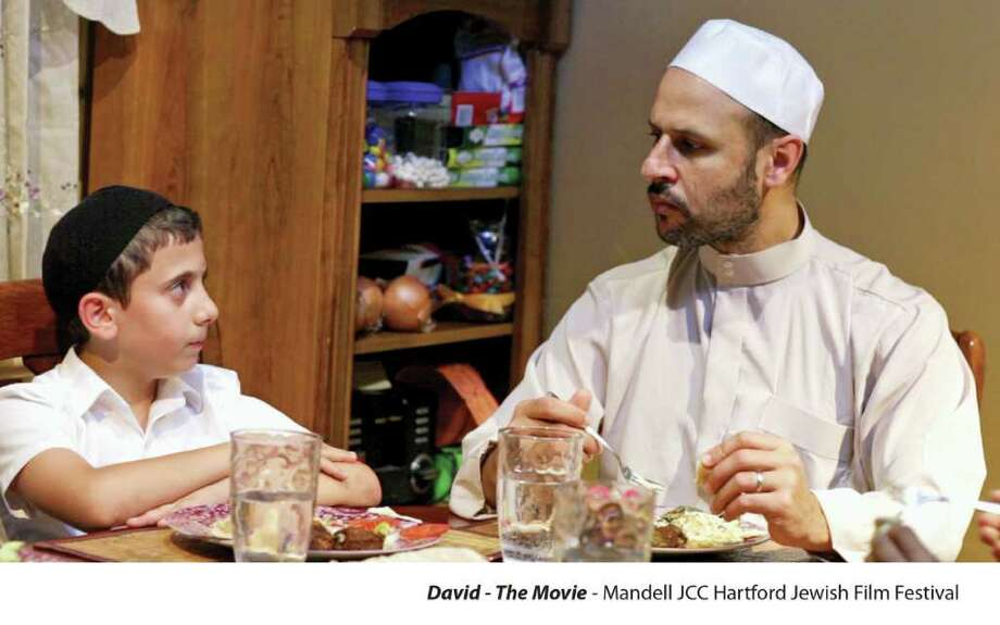 """""""David - The Movie"""" is about the friendship of Jewish and Muslim boys in Brooklyn who become friends. The film will be screened Sunday, March 18 as part of the Hartford Jewish Film Festival. Photo: Contributed Photo"""