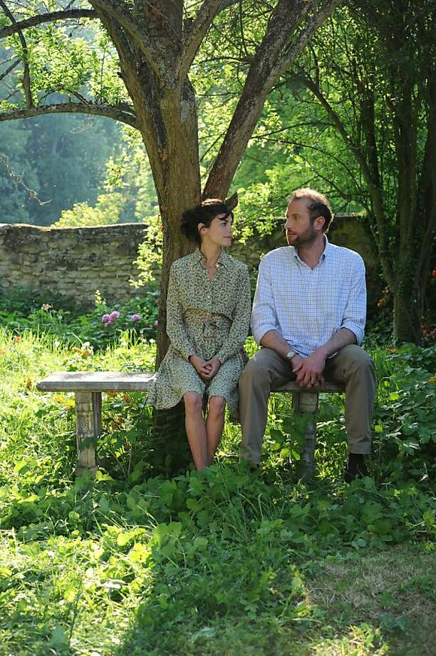 """Audrey Tautou and Francoise Damiens star in """"Delicacy."""" Photo: Cohen Media Group"""