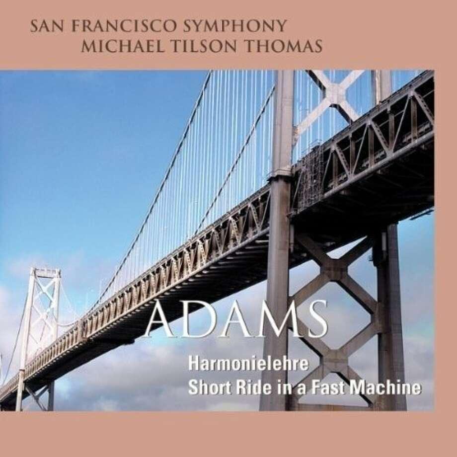 John Adams CD cover Photo: SFS Media