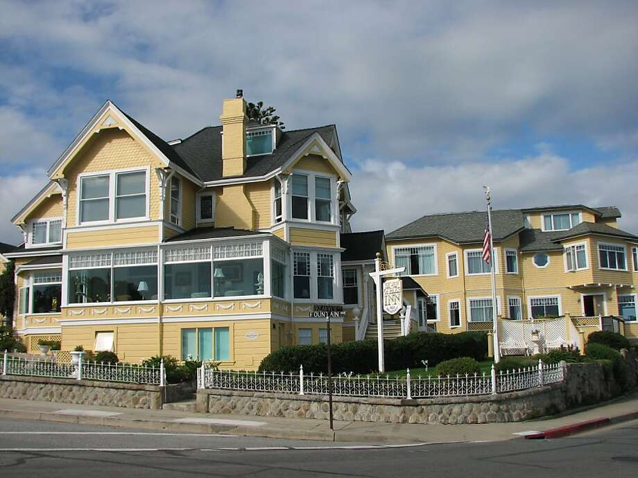 The Seven Gables Inn in Pacific Grove Photo: Meredith May