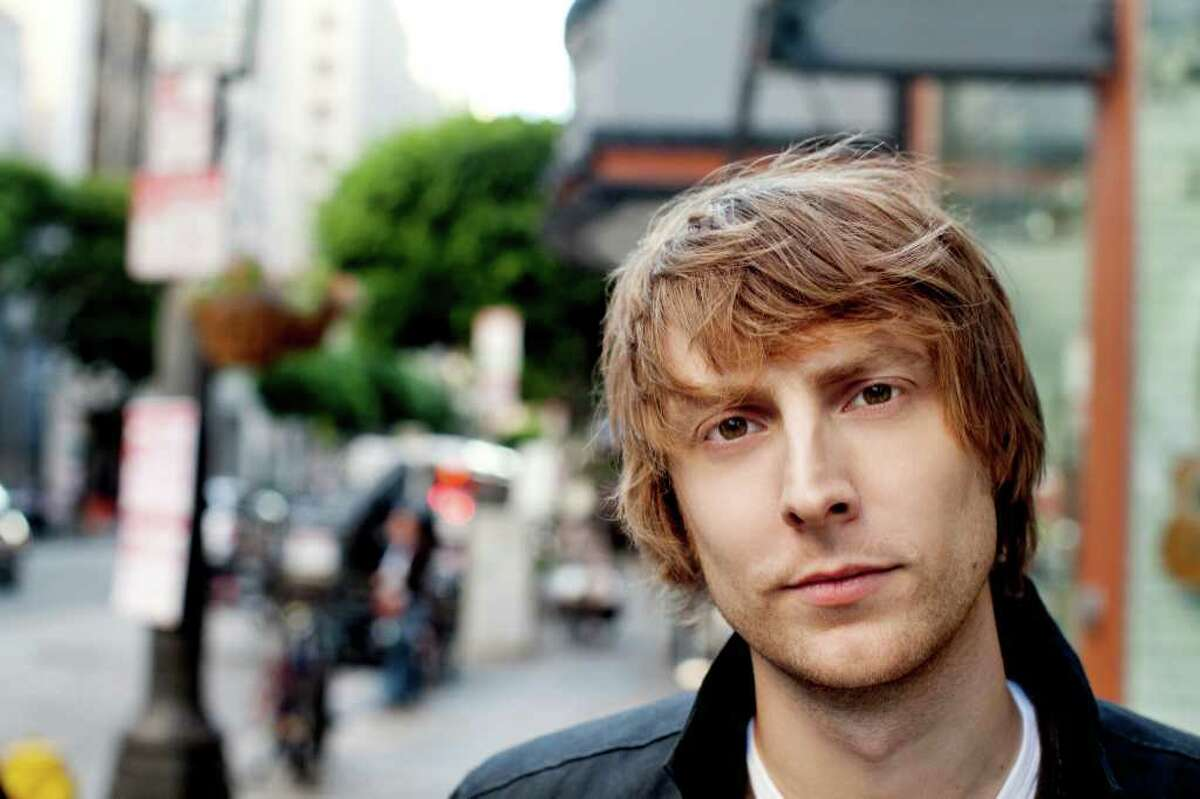 """July 28 - Eric Hutchinson Kind of a cross between Jason Mraz and Ray Lamontagne, Eric Hutchinson's most popular upbeat pop/soul songs include """"Ok, It's Alright With Me"""" and """"Rock & Roll."""""""