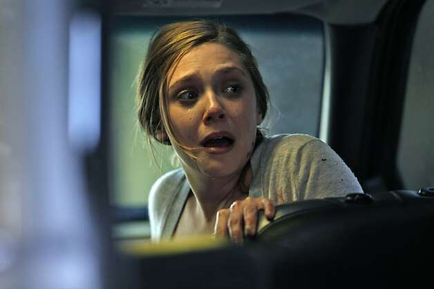 "Elizabeth Olsen stars in, ""Silent House."" Photo: Liddell Entertainment"