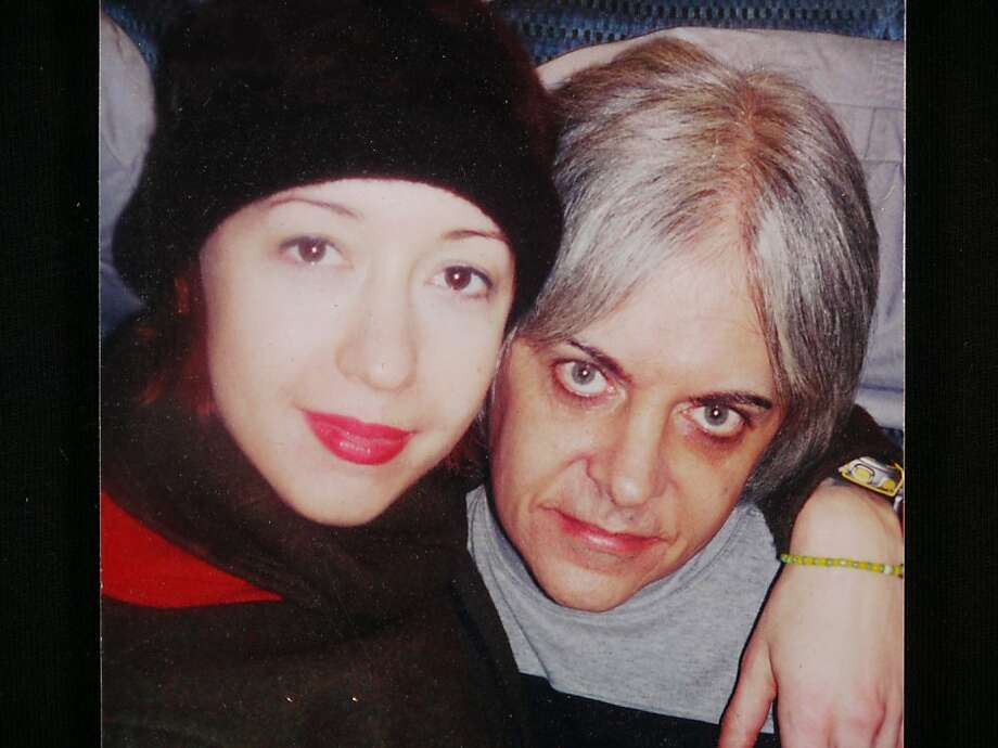 Two people in love, Lady Jaye Breyer P-Orridge and 70s UK industrial music pioneer Genesis Breyer P-Orridge Ð the subjects of Marie LosierÕs award-winning documentary, ÒThe Ballad of Genesis and Lady Jaye,Ó an Adopt Films release. Photo: Adopt Films
