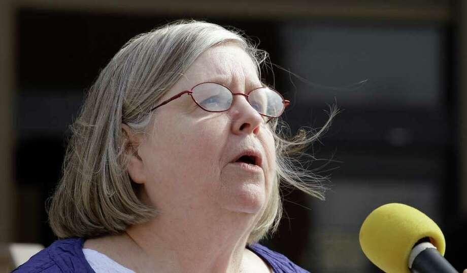 Bexar County Elections Administrator Jacque Callanen Photo: AP
