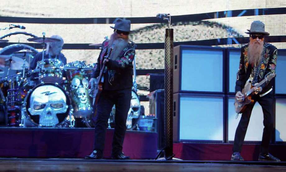 "Z, ZZ Top. It's a lot catchier than ""Moving Sidewalks,"" the name of Billy Gibbons' early band. Read about the new CD ""La Futura"" here.