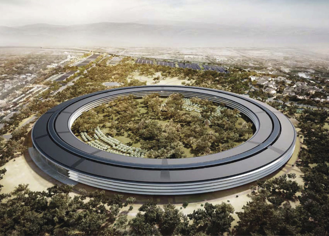 cupertino apple office. The Apple Effect: After Spaceship Campus Lands, Will Silicon Valley Prices Soar? - San Francisco Chronicle Cupertino Office