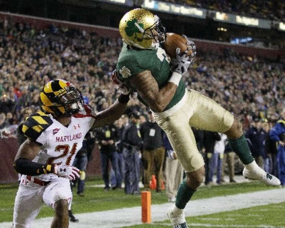 19. Chicago: WR Michael Floyd, Notre Dame Mock 2 pick: Floyd Comment: They traded for Brandon Marshall and all his problems. Now they have a young deep threat for QB Jay Cutler. (AP)