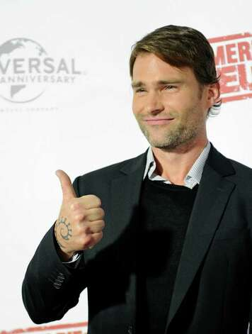 "Actor Seann William Scott has appeared in several comedies, including ""Role Models"" with Paul Rudd and ""Dude, Where's My Car"" with Ashton Kutcher."