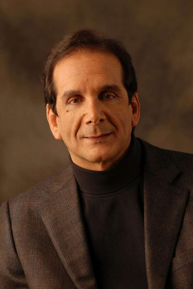 Charles Krauthammer Photo: Courtesy