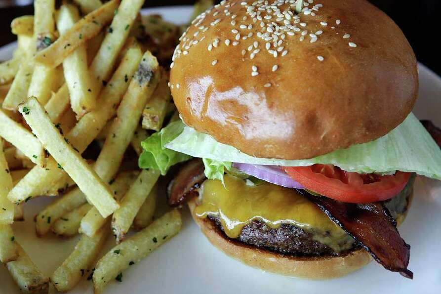 There Is No Shortage Of Belt Busting Burger Joints In San
