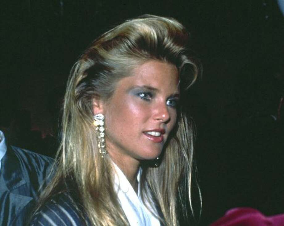 Supermodel Christie Brinkley in 1983 at age 29. (ASSOCIATED PRESS)