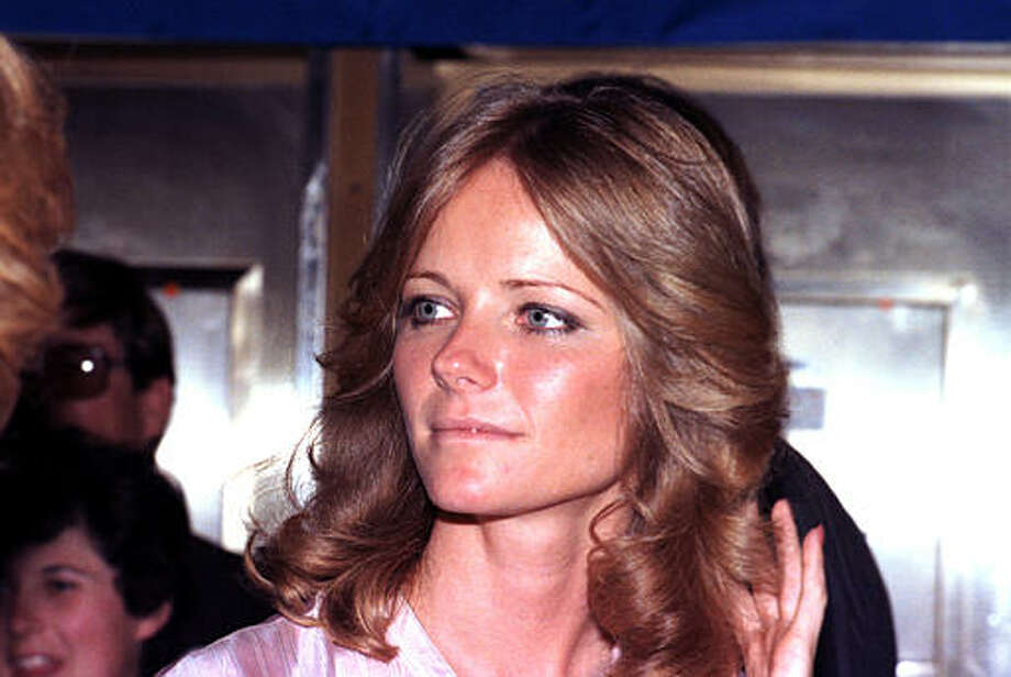 "Model Cheryl Tiegs was considered the ""All-American model"" in the '70s and early '80s, appearing three times on the cover of the Sports Illustrated swimsuit edition. She's seen here at age 30 in 1978. (ASSOCIATED PRESS)"