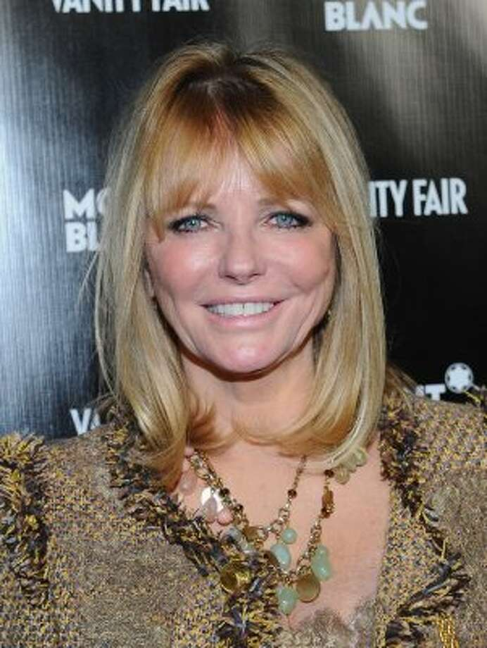 Actress Cheryl Tiegs on February 21, 2012, age 64. (Michael Buckner / 2012 Getty Images)