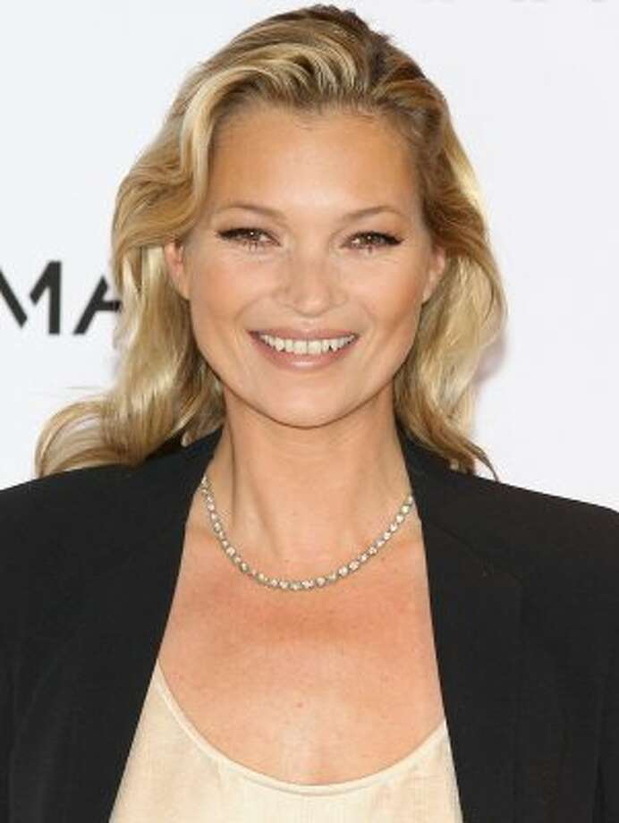 Model Kate Moss in January 2012, age 38. (Chris Jackson / Getty Images)