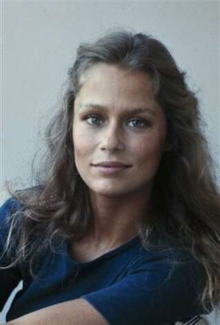 Actress/model Lauren Hutton is shown in 1969, age 25. Hutton was the face of Revlon in the 1970s.  (ASSOCIATED PRESS)