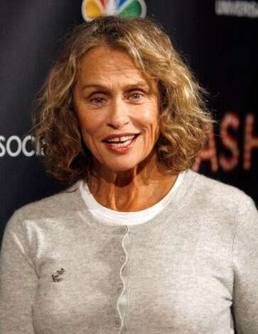Lauren Hutton in January  2012, age 68. (Andy Kropa / Getty Images)