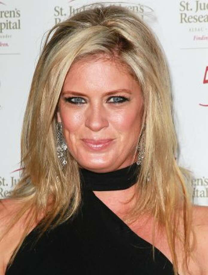 Rachel Hunter in January 2012, age 42. (David Livingston / Getty Images)