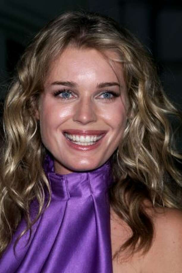 Berkeley native Rebecca Romijn in July 2000, age 27. (Getty Images)