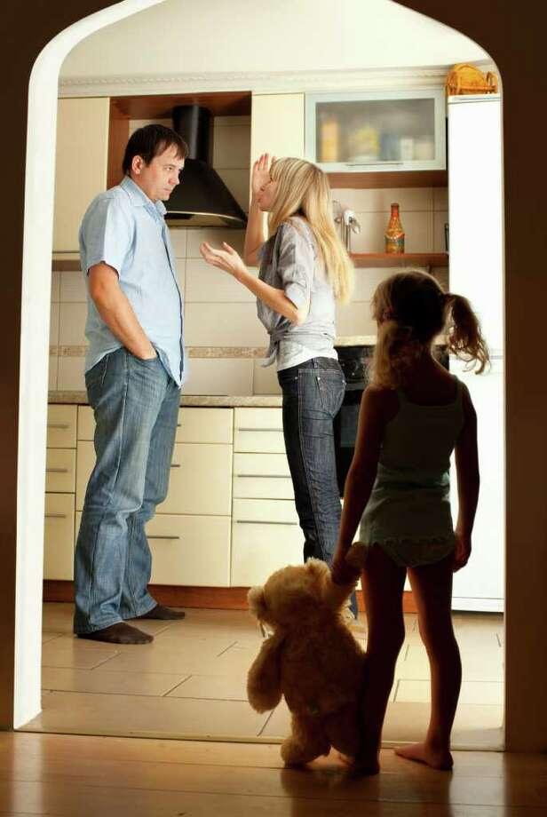 Parents fighting Fotolia Photo: Fotolia