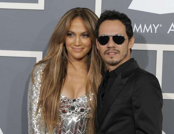 Who: Marc Anthony and Jennifer Lopez Married for: 6 years (Chris Pizzello / AP)