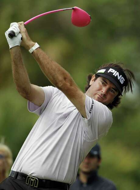Bubba Watson had a late eagle for a one-shot lead in Doral, Fla. Photo: AP