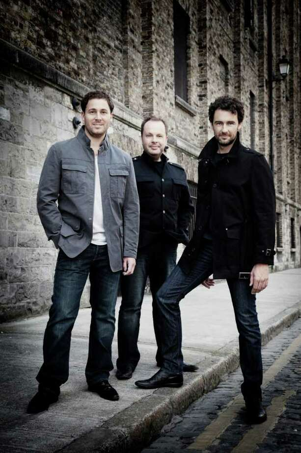 The Celtic Tenors will perform Thursday, March 14, at StageOne. Photo: Contributed Photo / © Barry McCall Photographer