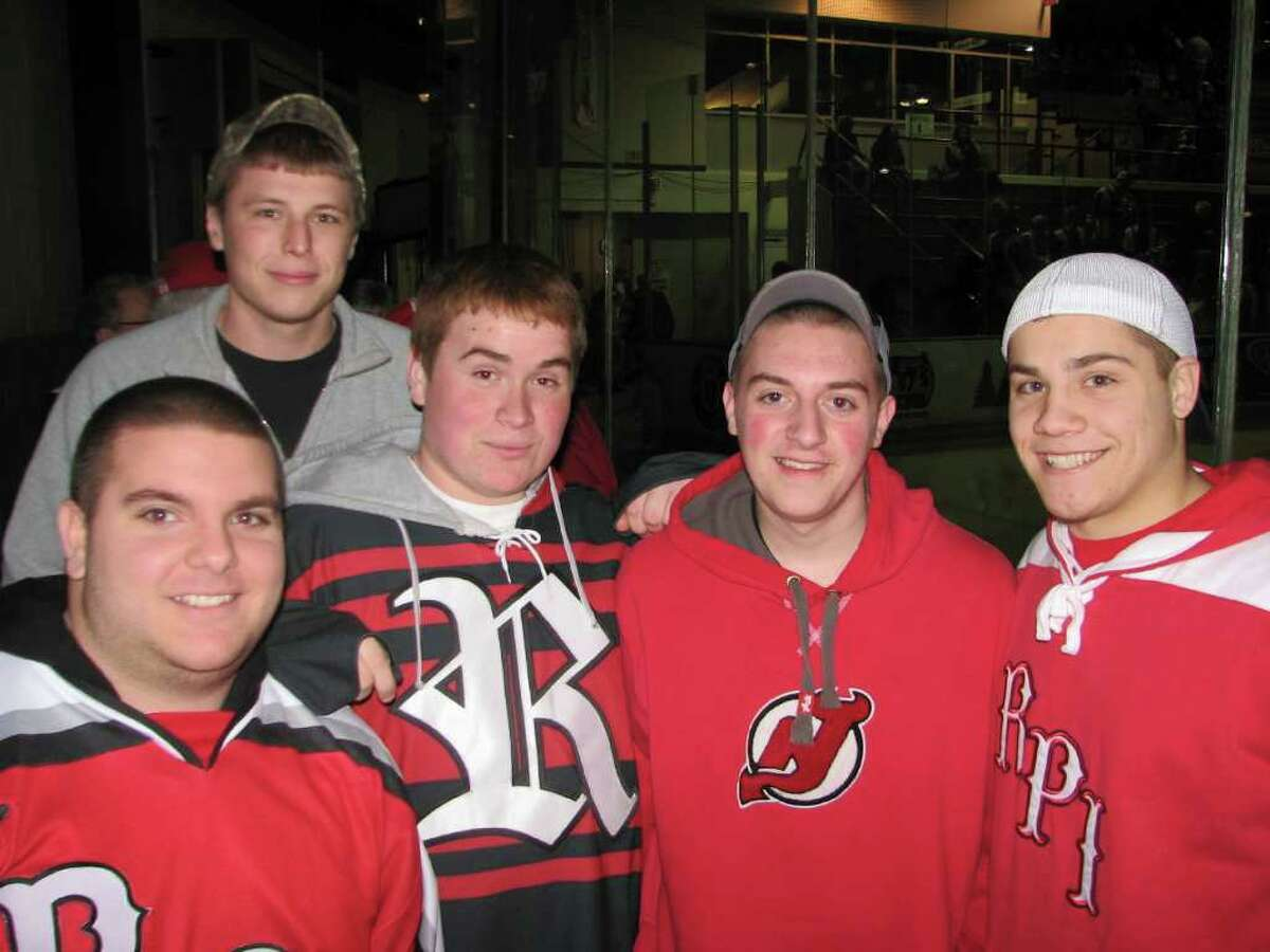 Were you SEEN at the RPI vs. Union ECAC quarterfinal game on Saturday, March 10, 2012, at Messa Rink in Schenectady?