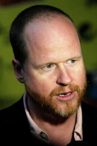 'The Cabin In The Woods' writer Joss Whedon arrives at a screening of the movie at the SXSW Film Festival and Conference in Austin, Texas on Saturday, March 10, 2012.(AP Photo/Jack Plunkett Photo: AP
