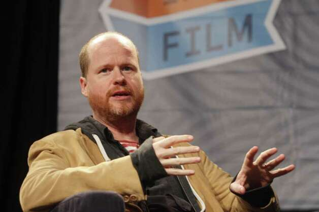 'The Cabin In The Woods' writer Joss Whedon gives a keynote speech at the SXSW Film Festival and Conference in Austin, Texas on Saturday, March 10, 2012.(AP Photo/Jack Plunkett Photo: AP