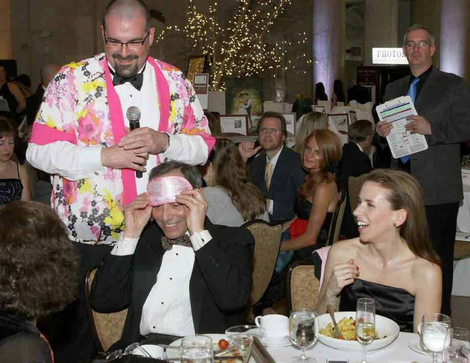 "Were you SEEN at the ""Passion for a Cure Ball,"" a benefit for the Arthritis Foundation of Northeastern New York, Saturday, March 10, 2012, at the Hall of Springs in Saratoga Springs? Photo: Joe Putrock/Special To The Times Union"